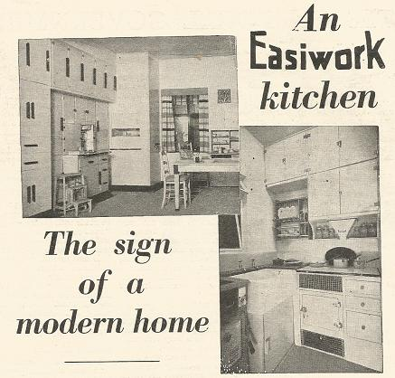 kitchens – 1920s and 1930s | 20th century home