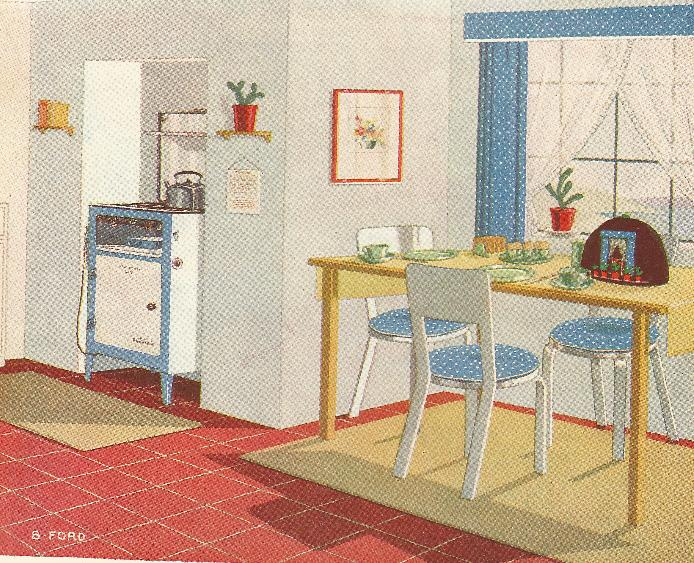 Kitchens 1920s And 1930s 20th Century Home