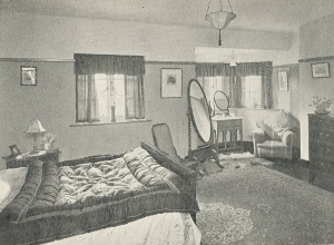 Bedroom from 1927