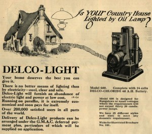 delco light