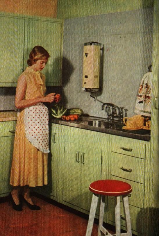 Vitrolite Wall Tiles 1950
