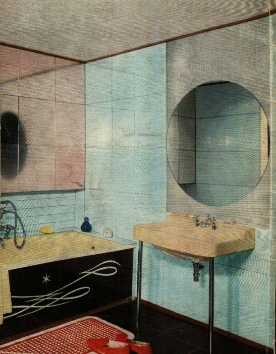 Vitrolite Bathroom 1950